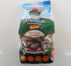 arachidi tostate biodinamiche