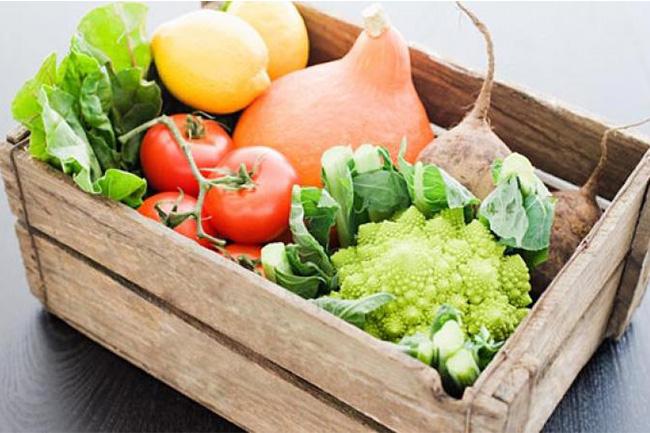 Cosa succede se mangiamo solo cibo biologico?