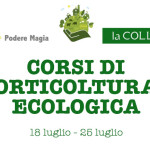 Luglio 2015: Corso di orticoltura ecologica a Reggio Emilia