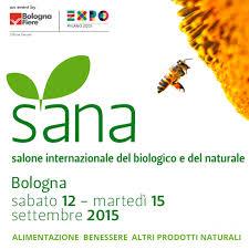 """Fiera del """"Naturale""""  – SANA 2015"""