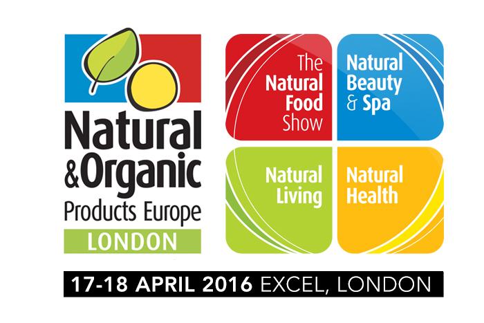NATURAL & ORGANIC Product Europe London
